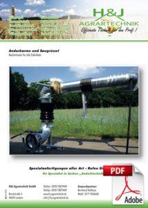 Andockarme-Saugrüssel